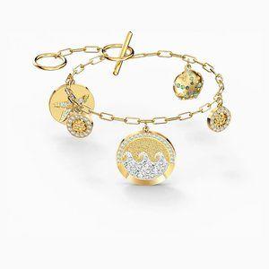 Swarovski Shine Coins Bracelet